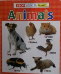 stop, look and learn animals