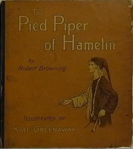 The Pied Piper of Hamelin(ハメルンの笛吹)
