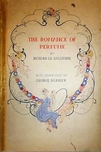 「香水のロマンス」ジョルジュ・バルビエ 1928年