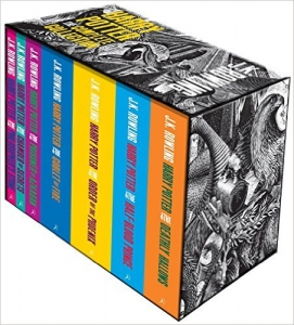 Harry Potter The Complete Collection (Seven book set)