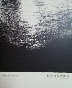 腐蝕の海/地より光へ 中林忠良銅版画展