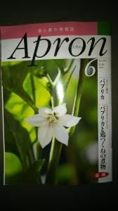 Apron No.479  2018 June