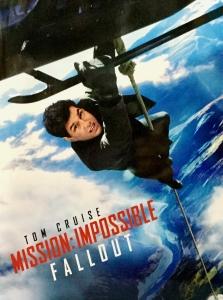 「ミッション:インポッシブル/フォールアウト」劇場パンフレット