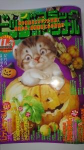 ビッグコミックオリジナル 11月増刊号  2018.11.12