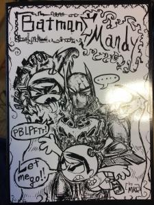 Batman & Mandy