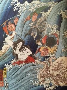 蛇淫・蛸淫の神話(前編)