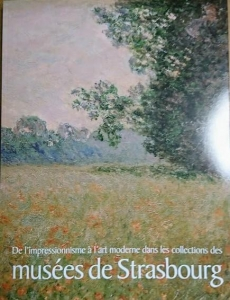 ストラスブール美術館展(図録)
