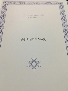 MIDSOMMAR ミッドサマー