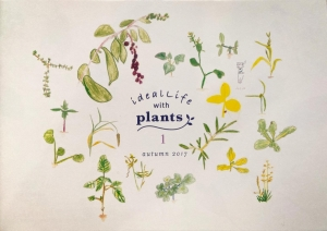 ideallife with plants vol.1 「植物はたのしい」