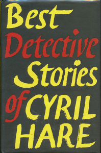 Best Detective Stories of Cyril Hare