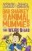 Bab Sharkey and the Animal Mummies The Weird Beard