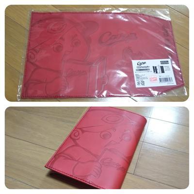 広島県に住む読友さんから、〝カープのブックカバー〟を送っていただきました!! 福岡県内ではまず手に入らないので、心の底から喜んでおります( ;∀;) 最高です( ;∀;)