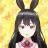 黒胡麻ウサギ