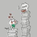 時々、読書
